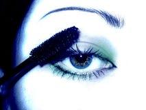 Makeup. Making beauty Royalty Free Stock Photos