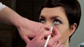 Makeup 35 stock video