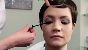 Makeup 38 stock video footage