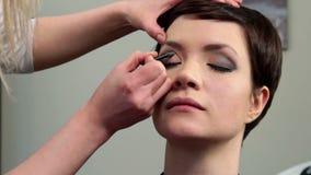 Makeup 41 stock video