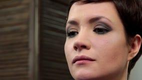 Makeup 42 stock video