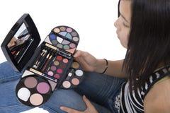 makeup Στοκ Φωτογραφία