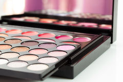 makeup Stock Foto's