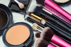 makeup Stock Foto