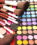 Makeup accessories Stock Image