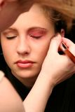 Makeup Artist Stock Photography