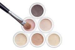 Makeup artist stock photography