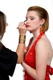 Makeup artist Royalty Free Stock Photography