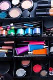 Makeup artist holy grail Stock Image