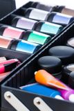 Makeup artist tools Stock Photography