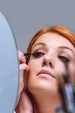 Makeup Artist Woman Royalty Free Stock Image