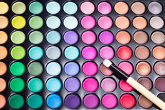 Makeup background Royalty Free Stock Photography