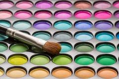 Makeup background Royalty Free Stock Photos
