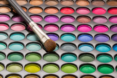 Makeup background Royalty Free Stock Images