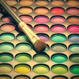 Makeup background Stock Photo