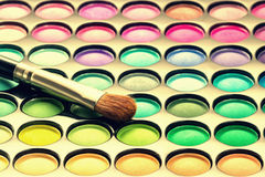 Makeup background Royalty Free Stock Image