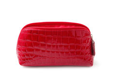 Makeup bag Stock Image