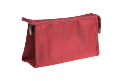 Makeup bag Stock Images