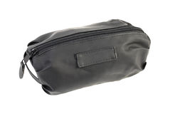 Makeup bag | Isolated royalty free stock photography