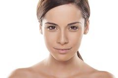 Makeup base Royalty Free Stock Image