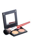 Makeup blusher Royalty Free Stock Photography