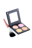 Makeup blusher Stock Image