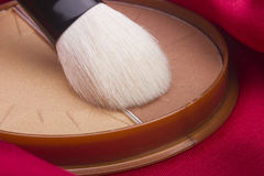 Makeup Brush Stock Photography