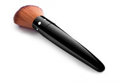 Makeup Brush. A makeup brush shot on white background Royalty Free Stock Images
