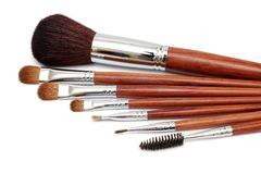 Makeup Brush Royalty Free Stock Image