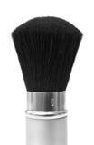 Makeup brush. Isolated on white Stock Photos