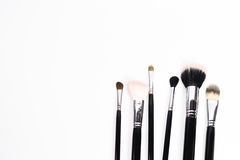 Makeup brush Royalty Free Stock Photography