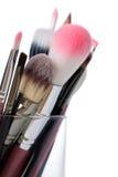 Makeup Brushes Royalty Free Stock Photo