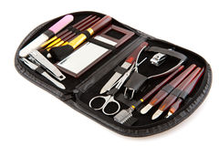 Makeup case Stock Photos