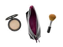 Makeup Case Royalty Free Stock Photo