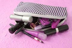 Makeup case Royalty Free Stock Photography
