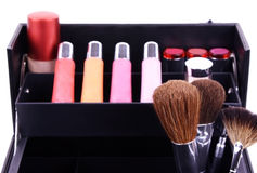 Makeup case Stock Images