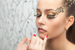 Makeup Royalty Free Stock Image