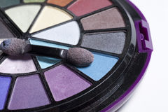 Makeup colours Royalty Free Stock Images