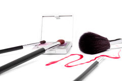 Makeup Concept Royalty Free Stock Images