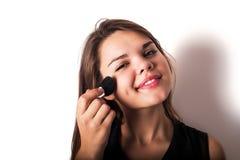 makeup cosmetic Fotografering för Bildbyråer