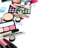 Makeup cosmetics Royalty Free Stock Photography