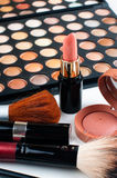 Makeup and cosmetics set Stock Photo