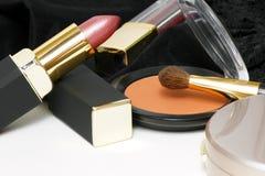 Makeup face Stock Photography