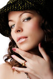 Makeup & Fashion Royalty Free Stock Photos