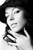 Makeup & Fashion Royalty Free Stock Photo