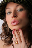 Makeup & Fashion Royalty Free Stock Image