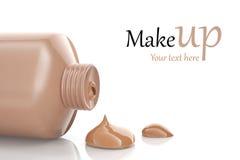 Makeup Foundation Royalty Free Stock Photo