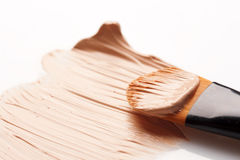 Makeup Foundation Royalty Free Stock Images