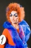 Makeup i włosów artyści turniejowi Fotografia Royalty Free