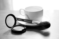 Makeup items. Stock Photography